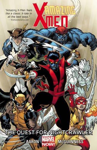 Amazing X-Men Volume 1: The Quest for Nightcrawler [Jason Aaron] (Tapa Blanda)