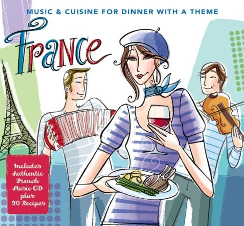 (France // Music & Cuisine for dinner with a)