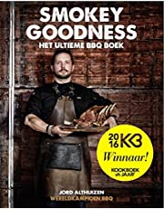 Smokey goodness: het ultieme BBQ boek