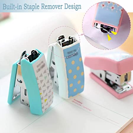 1 Pcs Mini Staple Remover Jaw Type Staplers Office StationeryH$