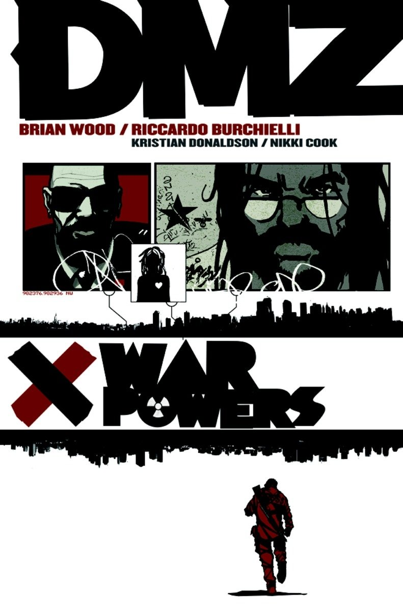 DMZ Vol. 7: War Powers by DC Comics