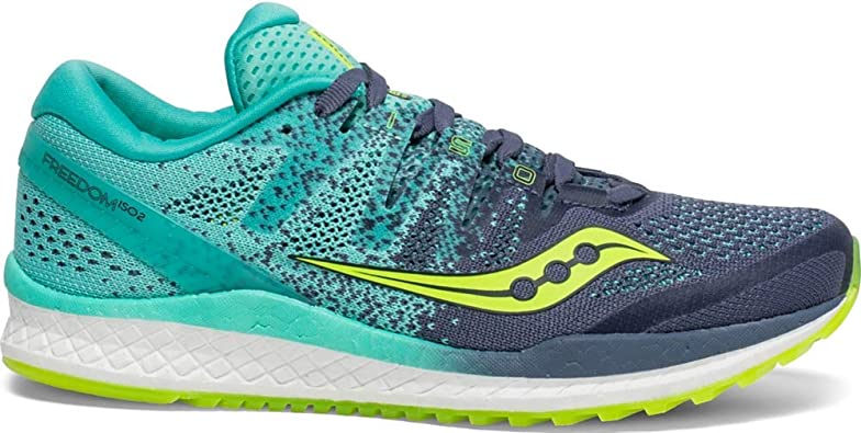 Saucony Freedom ISO 2 Womens Running Shoes Blue