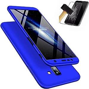 JINCHANGWU Compatible con Funda Samsung Galaxy J6 Plus 2018 ...