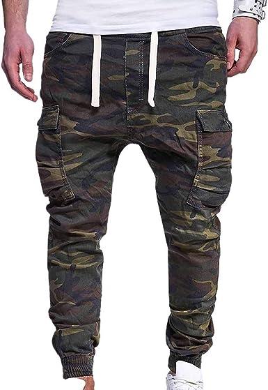 Battercake Pantalones Militares De Los Pantalones Hombres con ...