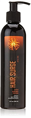 Ultrax Labs Hair Surge Caffeine Hair Loss Hair Growth Stimulating Shampoo 8 oz
