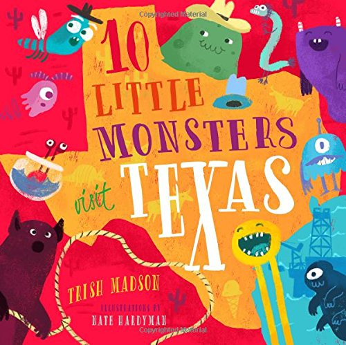 10 Little Monsters Visit Texas (Fun Places For Kids In Dallas Tx)