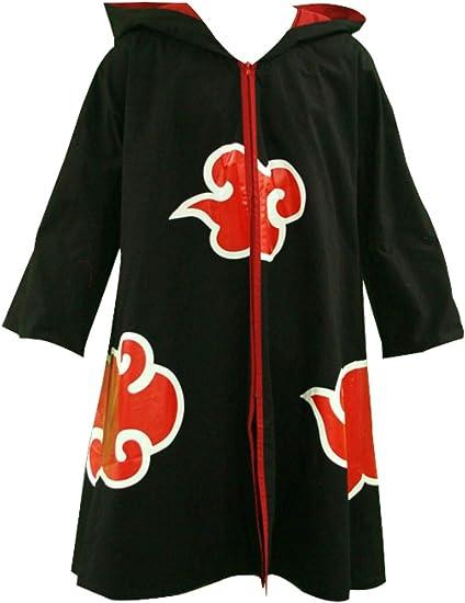 Mtxc Hombre Naruto Cosplay Disfraz Team Eagle Uniforme Tamaño XX ...