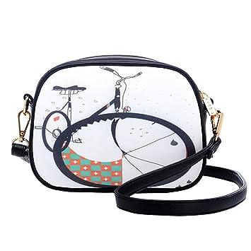 a4f05ecedef2 Amazon.com   Girls Leisure Lovely Purse Bag Single Shoulder Strap Bag  Girlfriend Kid Birthday Gift