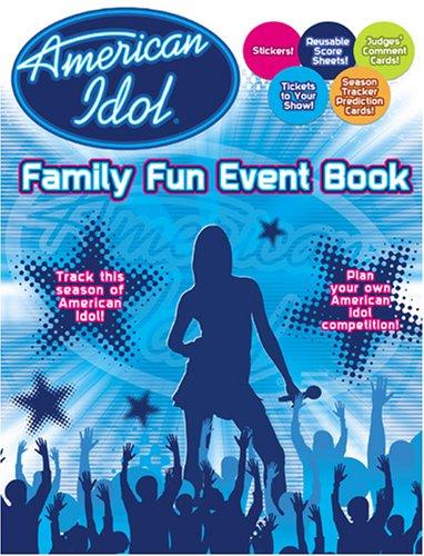 Read Online American Idol Family Fun Event Book ebook