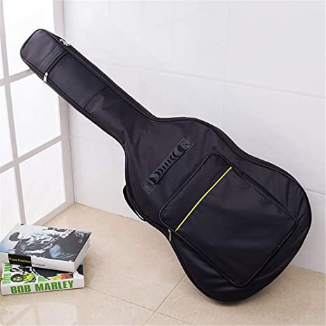 PVC Blumenmuster 40 Zoll 41 Zoll Akustik Folk Gitarre für linke Hand