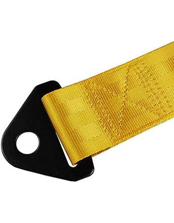 para Veh/ículos De Emergencia Universal Correa De Remolque LUCYPAPASHOW /1 Cuerda De Remolque para PC Grillete Profesional Remolque para Coche