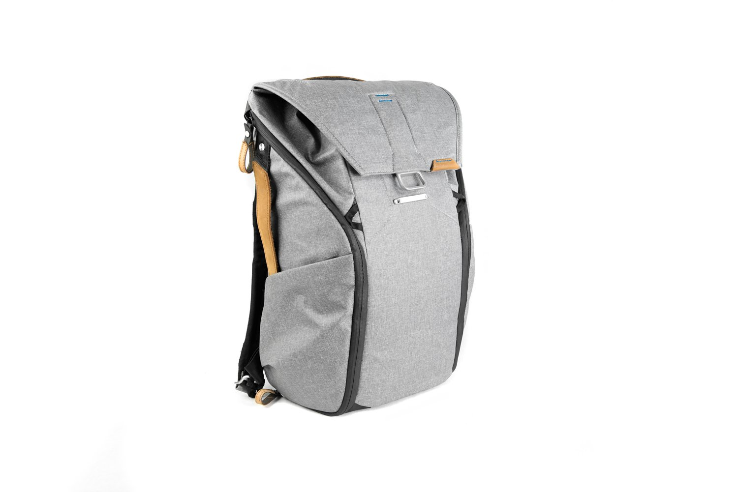 'Peak Design Everyday Backpack Backpack Grey – Camera Cases (Backpack, Universal, Grey, Canvas, Synthetic, 38.1 cm (15), 460 mm) 38.1 cm (15) 460 mm) BB-20-AS-1