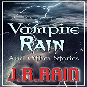 Vampire Rain and Other Stories Audiobook