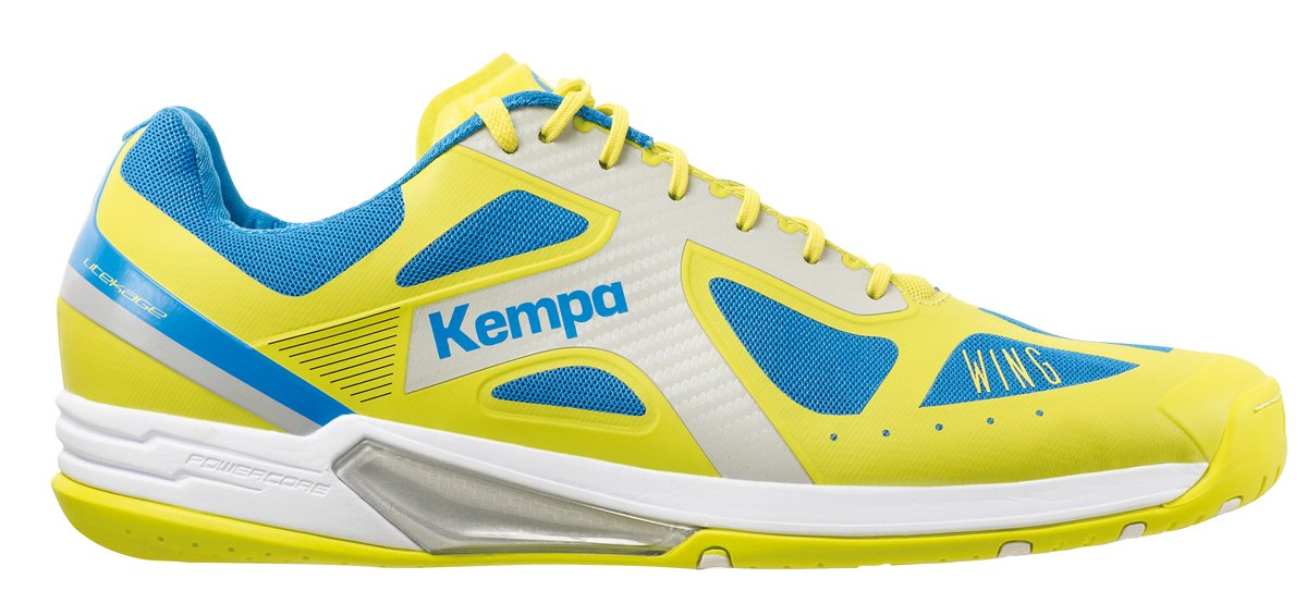 Kempa Wing Lite, Zapatillas de Balonmano Unisex Adulto 2008493
