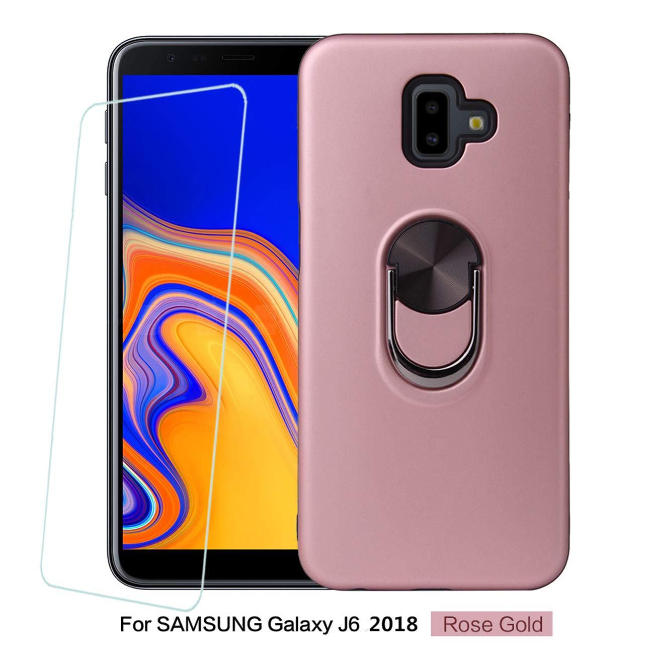 Joytag - Carcasa para Samsung Galaxy J6 2018 (Incluye ...