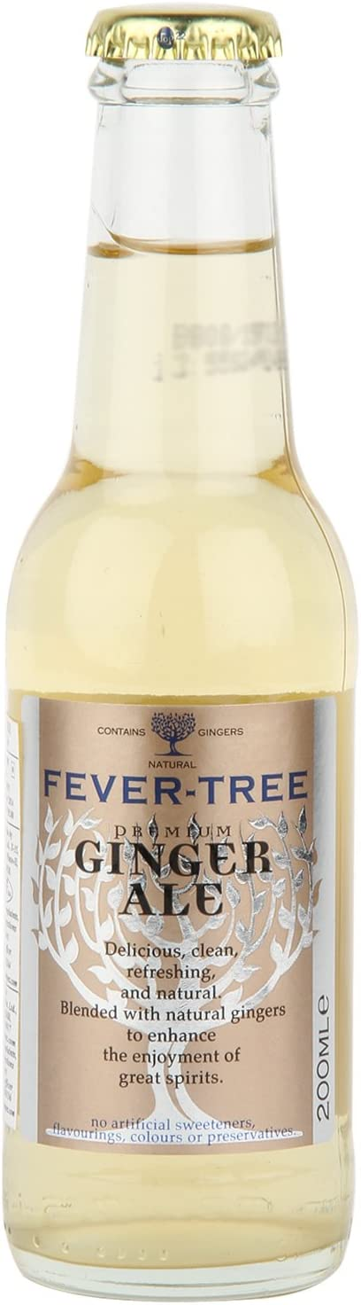 Fever-Tree Premium Ginger Ale 200Ml