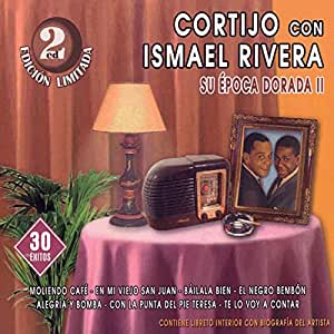 Su Época Dorada II: Cortijo Con Ismael Rivera: Amazon.es: Música