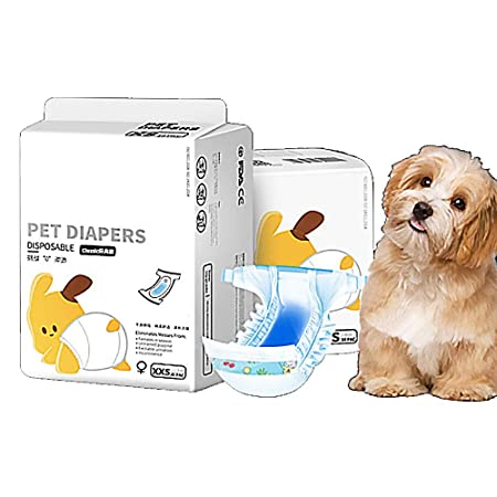 HUILI Pañales para Mascotas para Perros, Mascotas para Perros ...