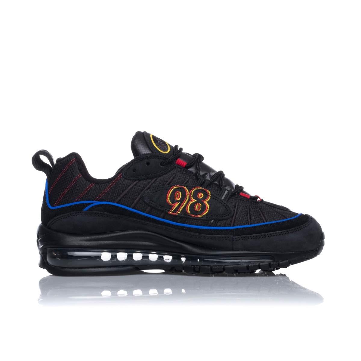 air max 98 hombre negras
