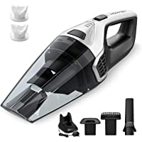Homasy Cordless Handheld Vacuum, Portable Lightweight Vacuum Cleaner with 4 Hour Fast Charge