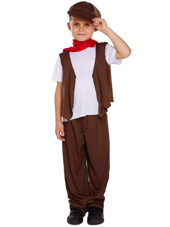 Disfraz de deshollinador Infantil Talla Grande Edad 10-12 años ...