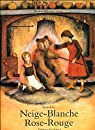 Neige-Blanche et Rose-Rouge par Grimm