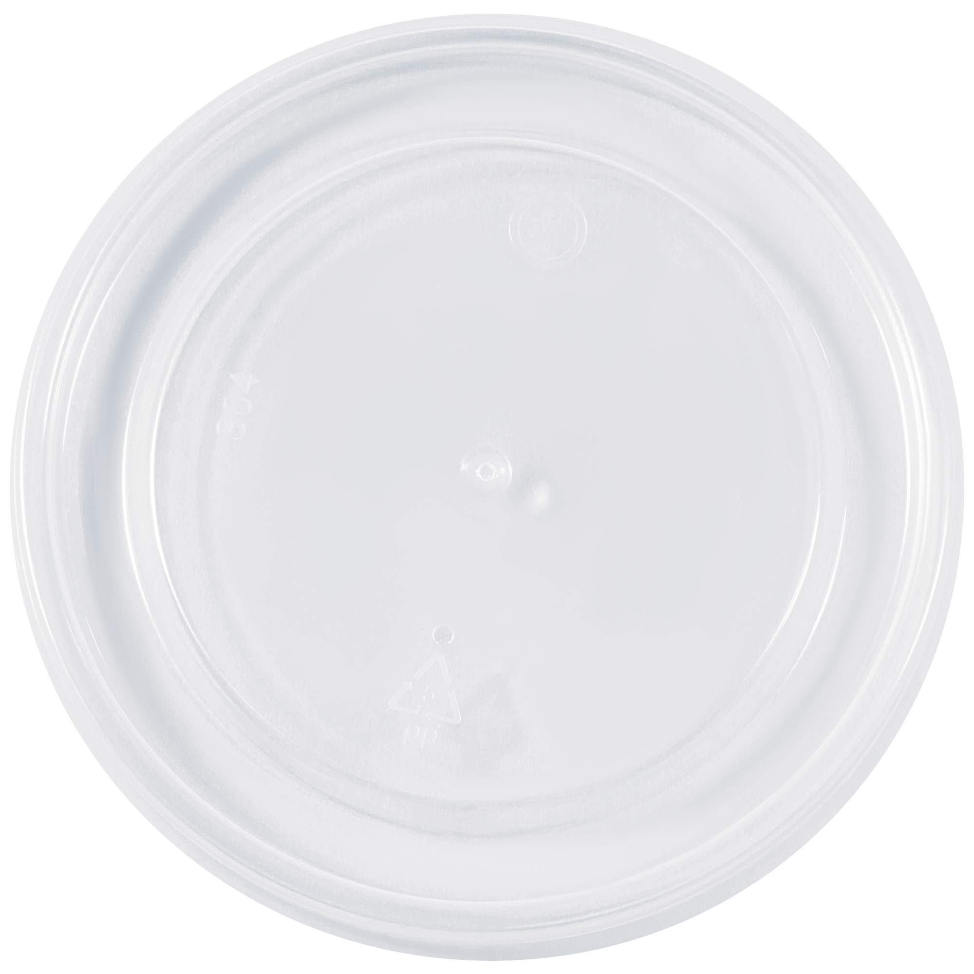 Soup Container Lids, 16 and 32 oz, White, 500/Case