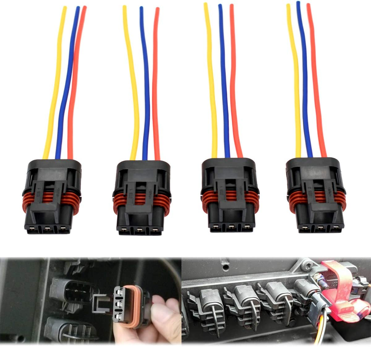 2018-2019 Polaris Ranger XP 1000 Pulse Busbar Polaris Electrical Accessory Harness Kit Works with all Polaris Interior Electrical Accessories