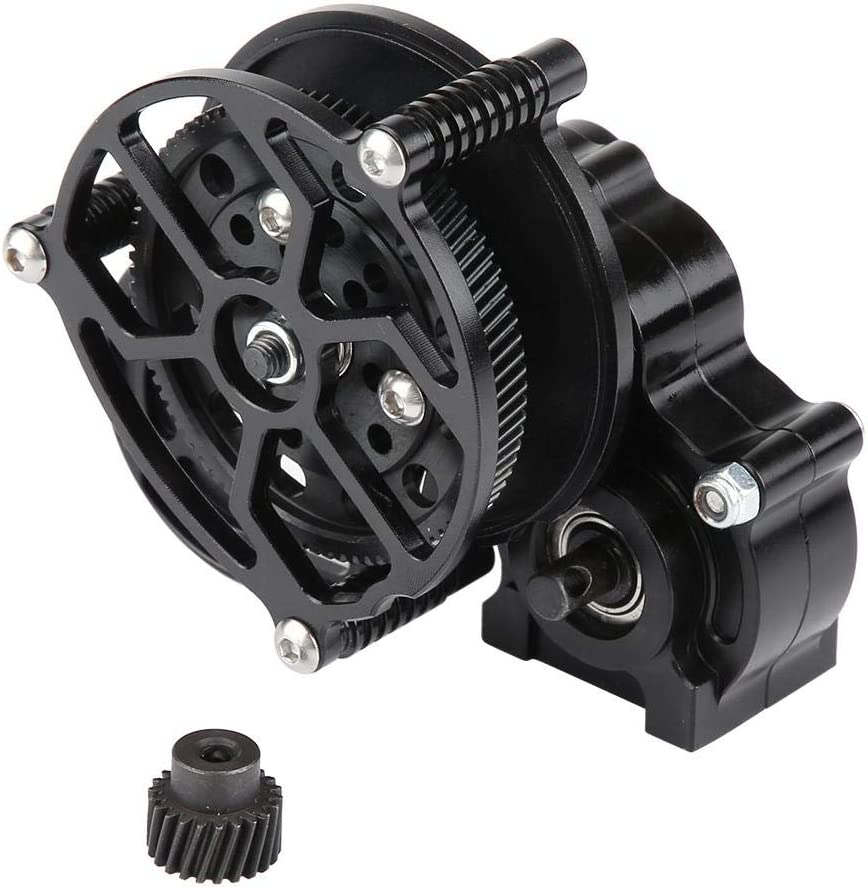 Axial SCX10 Crawler Assembled Transmission Center Gear 1//10 SCX10 RC Car Durable