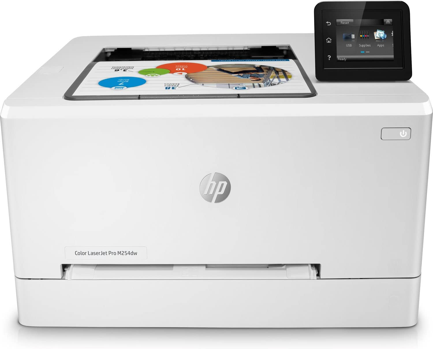 HP T6B60AR#BGJ Color Photo Printer