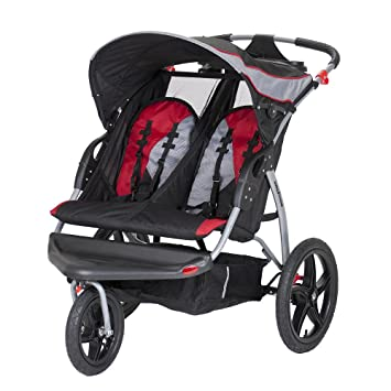 3ee9ab6bfb561 Image Unavailable. Image not available for. Color: Baby Trend Expedition EX  Double Jogging Stroller ...