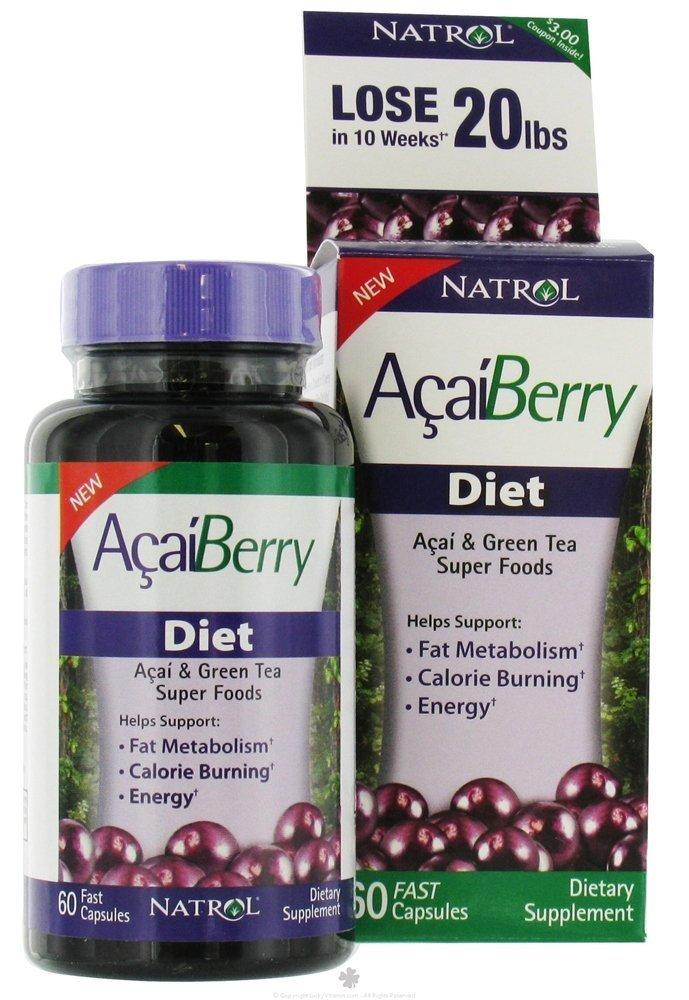 Natrol Acai Berry Diet by Natrol
