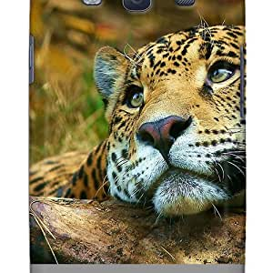 Premium Protection Moody Leopard Case Cover For Galaxy S3- Retail Packaging