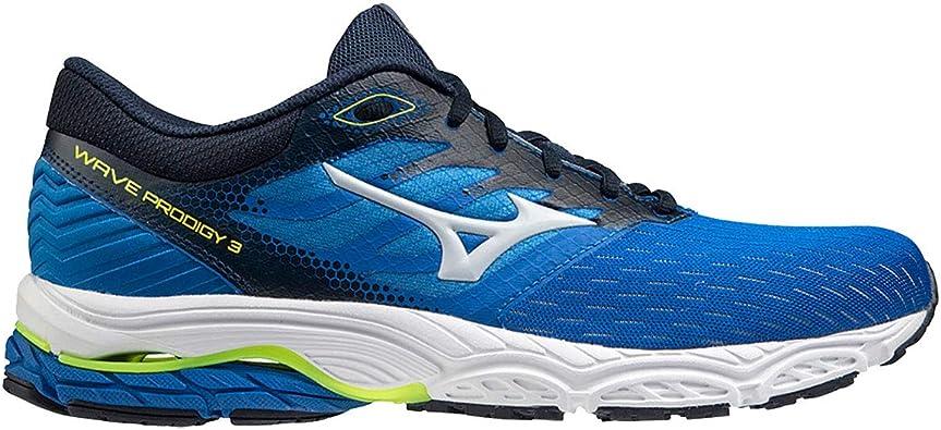 Mizuno Wave Prodigy 3, Zapatillas para Correr de Carretera para Hombre: Amazon.es: Zapatos y complementos
