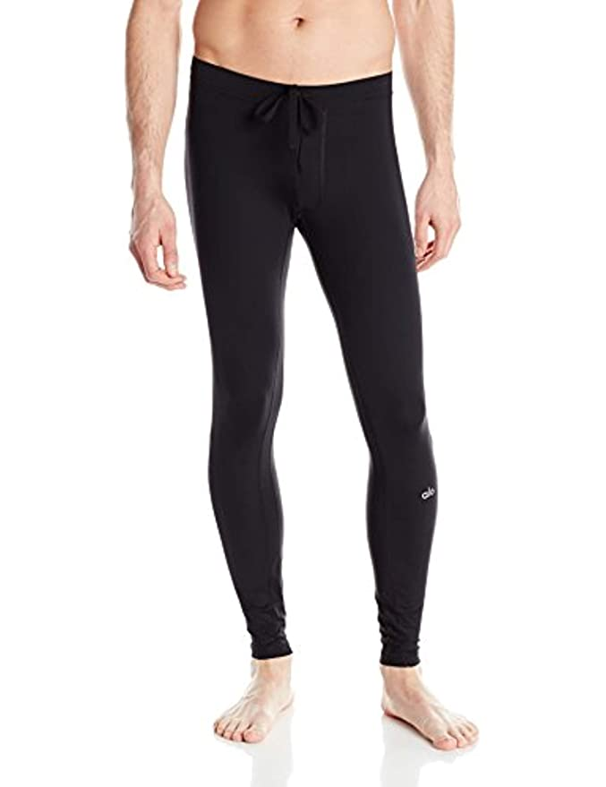 Alo Yoga Warrior Pantalones de compresión para Hombre ...