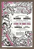 Ethel Merman  STARS IN YOUR EYES  Jimmy Durante / Tamara Toumanova 1939 Flyer