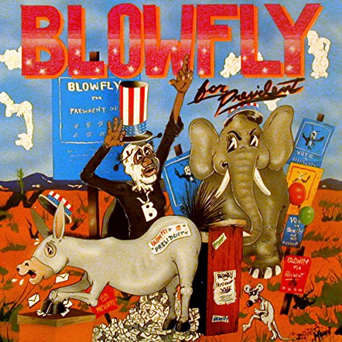 Price comparison product image Blowfly for President