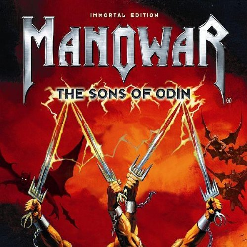 Manowar | the sons of odin | cd baby music store.
