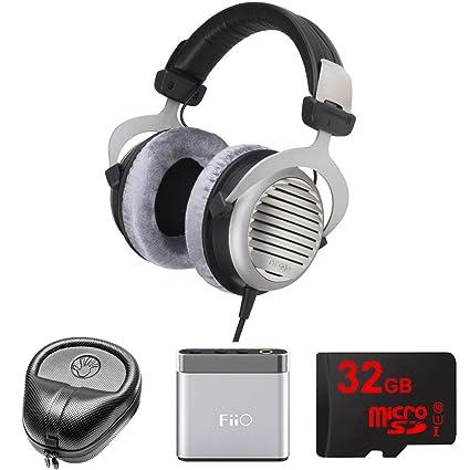 Amazon.com: Beyerdynamic DT 990 Premium Auriculares 250 Ohm ...