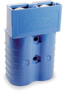 6326G1 Anderson Original SB 175 Battery Connector Blue 1//0 AWG