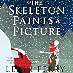 The Skeleton Paints a Picture: A Family Skeleton Mystery, Book 4   Leigh Perry