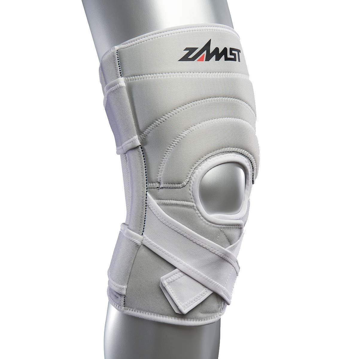Zamst 471723 ZK-7 Knee Brace, White, Large by Zamst (Image #1)