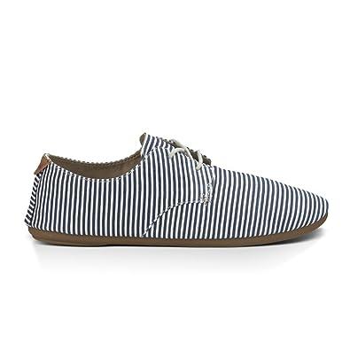 Sanuk Bianca Prints Oxfords Zapatos para Mujer, Blanco ...
