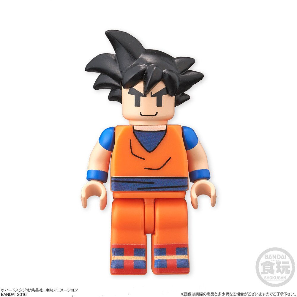 Dragon Ball 10 pcs with chewing gum by Bandai (Image #1)