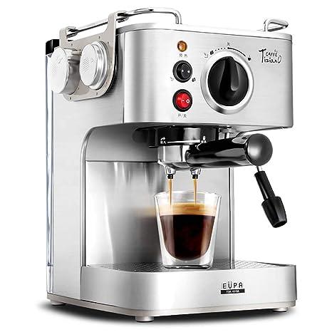 RUIXFCA Cafetera Espresso, Cafetera automática, Auto ...
