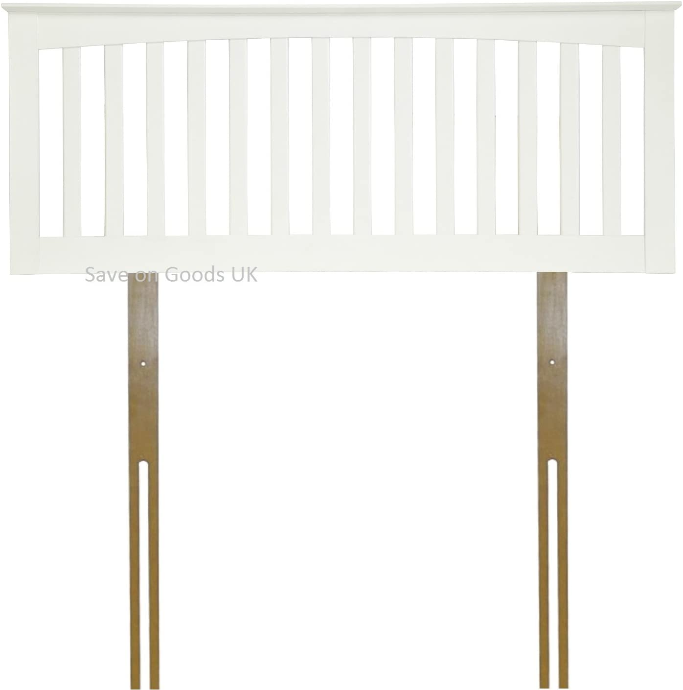 HONEY OAK, 3FT SINGLE Save on Goods White,Oak finish solid wood wooden headboard bed head end board