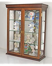 Display Amp Curio Cabinets Amazon Com