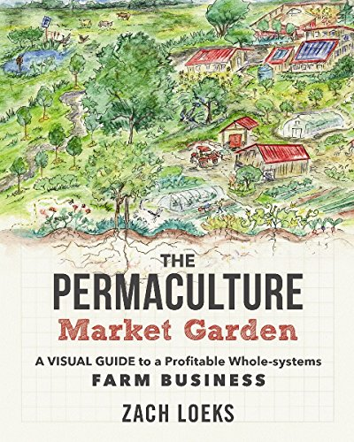 The Permaculture Market Garden: A Visual Guide to a Profitable Whole-systems Farm Business by New Society Publishers