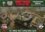 Flames of War US Tank Destroyer Platoon