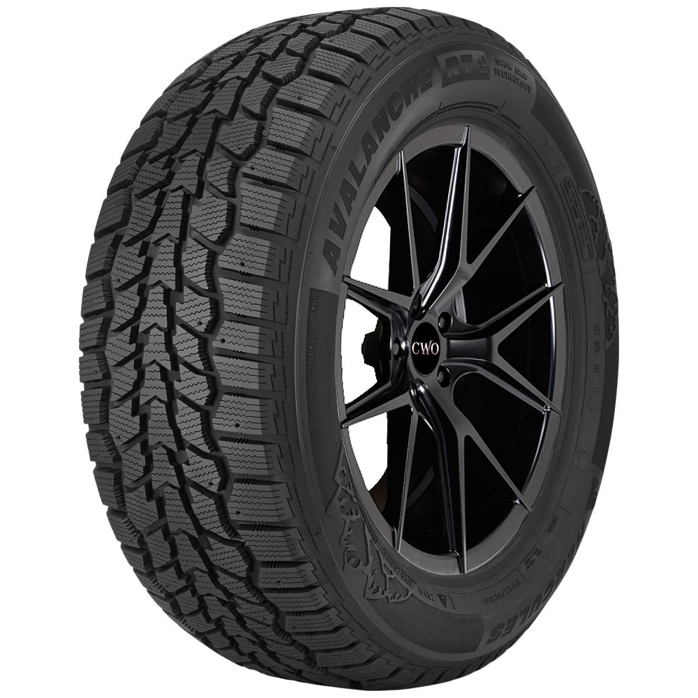 225/60R18 Hercules Avalanche RT 100H Winter Tire